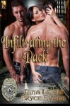 Infiltrating the Pack (Shifter Justice) (Volume 2) - Bryce Evans, Jana Leigh