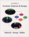 Essentials of Systems Analysis & Design - Joseph S. Valacich, Jeffrey A. Hoffer, Joey F. George