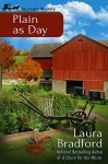 Plain as Day (An Amish Mystery Short Story Book 2) - Laura Bradford