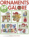 Ornaments Galore (Leisure Arts #3980) - Ursula Michael