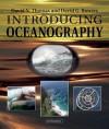 Introducing Oceanography - David N. Thomas, David G Bowers, Thomas