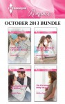 Harlequin Romance October 2013 Bundle: Single Dad's Christmas MiracleSnowbound with the SoldierThe Redemption of Rico D'AngeloThe Christmas Baby Surprise - Susan Meier, Jennifer Faye, Michelle Douglas, Shirley Jump