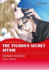 The Tycoon's Secret Affair (The Anetakis Tycoons #3) - Maya Banks, Hidaka Nanao