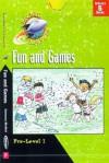 Fun and Games (Gemmen, Heather. Rocket Readers. Fun and Games.) - Heather Gemmen, Mary McNeil, Victoria Ponikvar Frazier