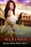 McKenna, (Sweet Western Historical Romance) (Nevada Brides Series Book 1) - Clara Kincaid, Hot Tree Editing, Madison Johns