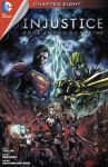 Injustice: Gods Among Us: Year Two #8 - Tom Taylor, Bruno Redondo