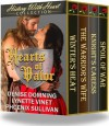 Hearts of Valor (A History With Heart Collection) - Denise Domning, Lynette Vinet, Phoenix Sullivan