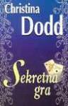 Sekretna gra - Christina. Dodd