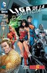 Liga de la Justicia 07 (Liga de la Justicia, #7)[Nuevo Universo DC] - Geoff Johns, Gene Ha, Gary Frank