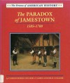 The Paradox Of Jamestown, 1585 1700 - Christopher Collier, James Lincoln Collier