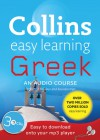 Collins Easy Learning Greek - Collins UK, Rosi McNab