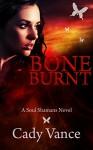 Bone Burnt: A Soul Shamans Novel (Volume 4) - Cady Vance