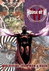House Of M Volume 3 HC - Greg Pak, Peter David, Fabian Nicieza, Daniel Way, Reginald Hudlin, Brian Michael Bendis, Ed Brubaker, Pat Lee, Jorge Lucas, Javier Saltares, Mark Texeira, Michael Lark, Lee Weeks, Patrick Zircher, Trevor Hairsine
