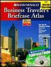 Rand McNally 2000 Business Traveler's Briefcase Atlas With Address Finder: United States Canada Mexico (Rand Mcnally Business Traveler's Briefcase Atlas With Address Finder) - Rand McNally