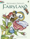 Richard Doyle's Fairyland (Dover Art Coloring Book) - Richard Doyle, Marty Noble