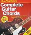 Complete Guitar Chords: The Definitive Full-Color Picture Guide to Playing Guitar Chords - Amsco Publications
