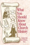 What You Should Know About Church History (What You Should Know About... Series) - Charlene Altemose
