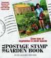 Postage Stamp Garden Book - Duane G. Newcomb, Karen Newcomb
