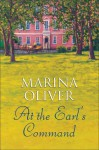 At the Earl's Command - Marina Oliver