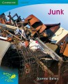 Pobblebonk Reading 3.3 Junk - Dianne Bates