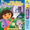 Little Stars Big Adventure [With Real Working Toy Flashlight W/Sound] (Dora the Explorer) - Publications International Ltd.