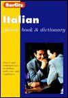 Berlitz Phrase Books Italian - Berlitz Publishing Company
