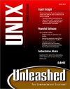 UNIX Unleashed [With Contains a Variety of Programs & Utilities] - Robin Burk