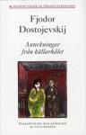 Anteckningar från källarhålet - Fyodor Dostoyevsky, Ulla Roseen