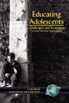 Educating Adolescents: Challenges and Strategies (Hc) - Frank Pajares, Tim Urdan