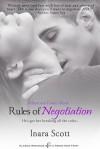 Rules of Negotiation (Bencher Family #1) - Inara Scott
