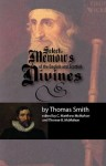 Select Memoirs of the English and Scottish Divines - Thomas Smith, Therese B. McMahon, C. Matthew McMahon