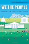 We the People (Tenth Essentials Edition) - Benjamin Ginsberg, Theodore J. Lowi, Margaret Weir, Caroline J. Tolbert, Robert J. Spitzer