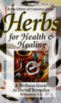 Herbs for Health and Healing - Jill Stansbury, Jill Stansbury