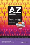 A-Z Psychology Handbook, Digital Edition [With Access Code] - Mike Cardwell