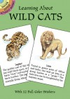 Learning About Wild Cats (Learning about Books (Dover)) - Jan Sovak