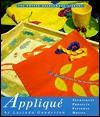 Potter Craft Needlework Library: Applique (Potter Needlework Library) - Lucinda Ganderton