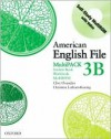American English File Level 3 Student and Workbook Multipack B - Oxenden, Paul Seligson, Christina Latham-Koenig