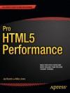 Pro Html5 Performance - Jay Bryant, Mike Jones