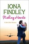 Risking Hearts: A Hero's Heart Romance #2 (Hero's Heart Series) - Iona Findley