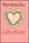 Gifts of Love - Helen Steiner Rice, Virginia J. Ruehlmann