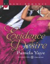 Evidence of Desire (Mills & Boon Kimani) (The Hamiltons: Laws of Love - Book 2) - Pamela Yaye