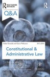 Q&A Constitutional & Administrative Law 2013-2014 (Questions and Answers) - Helen Fenwick, Gavin Phillipson