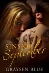 Sins of September - Graysen Blue