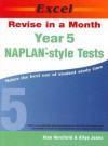 Year 5 NAPLAN*-style Tests - Alan Horsfield, Allyn Jones