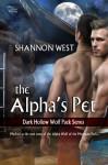 The Alpha's Pet - Shannon West