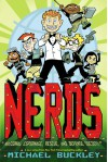 NERDS: National Espionage, Rescue, and Defense Society (Book One) - Michael Buckley