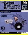 Robot Builder's Bonanza (Tab Electronics) - Gordon McComb