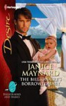 The Billionaire's Borrowed Baby - Janice Maynard