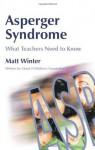 Asperger Syndrome - Matt Winter