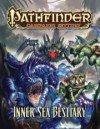 Pathfinder Campaign Setting: Inner Sea Bestiary - Jin Groves, James Jacobs, Rob McCreary, Erik Mona, Jason Nelson, Patrick Renie, F. Wesley Schneider, James L. Sutter, Russ Taylor, Greg A. Vaughan